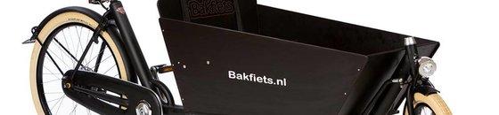 Tweewieler Bakfiets.nl
