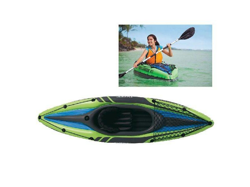 Intex Challenger 1 Pers. Kayak