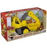 BIG Power Worker Excavators