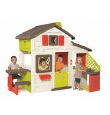 Smoby Friends House Incl. Buiten Keuken