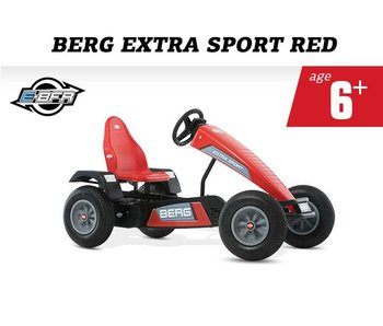 BERG Extra Sport Rood E-BFR