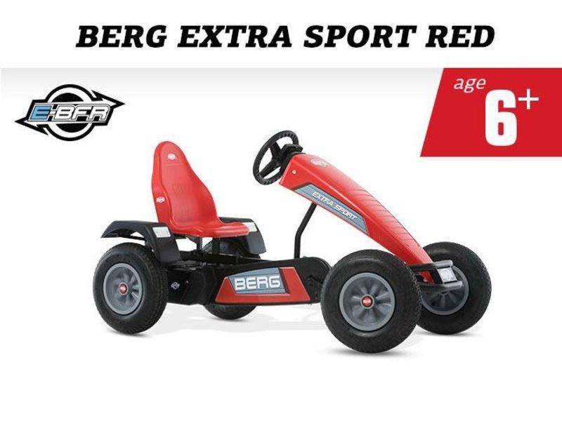 BERG Extra Sport Rood E-BFR skelter