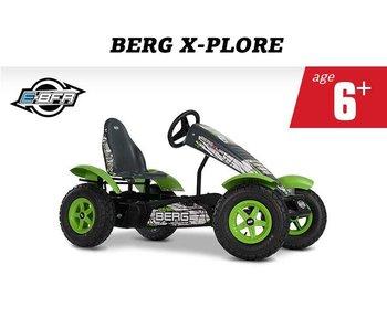 BERG X-plore E-BFR
