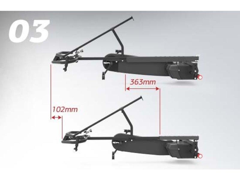 BERG Black Edition E-BFR skelter