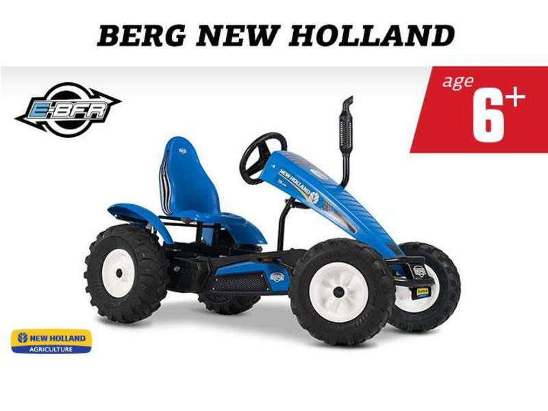 BERG New Holland E-BFR Skelter