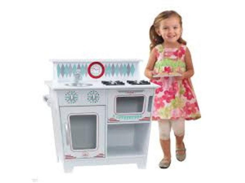 Kidkraft 53384 - Classic kinderkeuken Kitchenette
