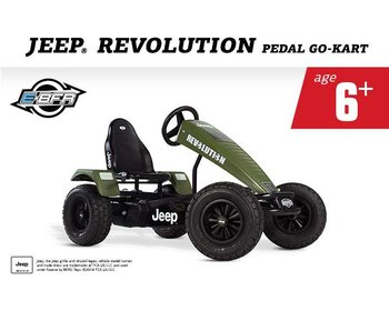 BERG Jeep Revolution E-BFR