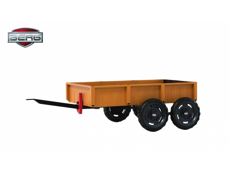 BERG Tandem Trailer (voor Buddy en Rally)