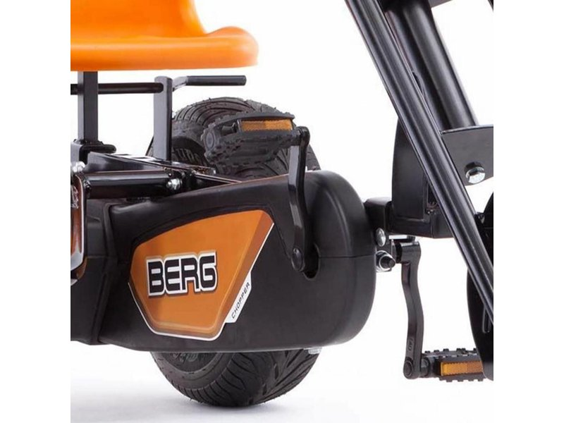 BERG Duo Chopper XL-BF skelter