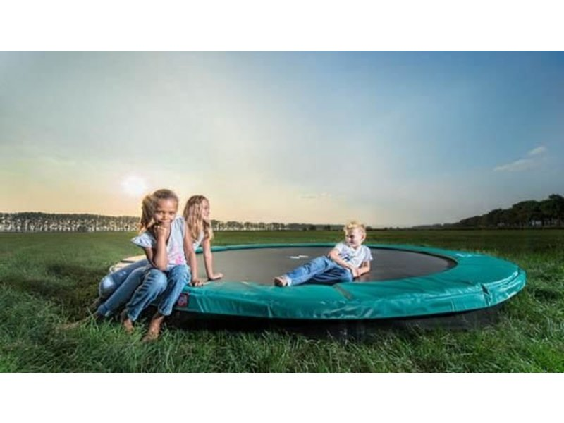 BERG BERG Champion trampoline Inground Ø330cm gratis hoes nu €449
