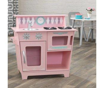 Kidkraft classic kinderkeuken Kitchenette roze