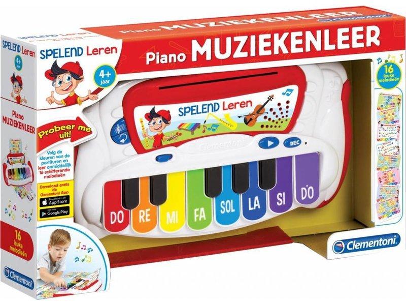 Clementoni Clementoni leer piano