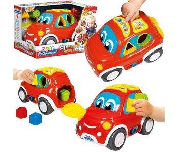 Clementoni Auto Vormenbox
