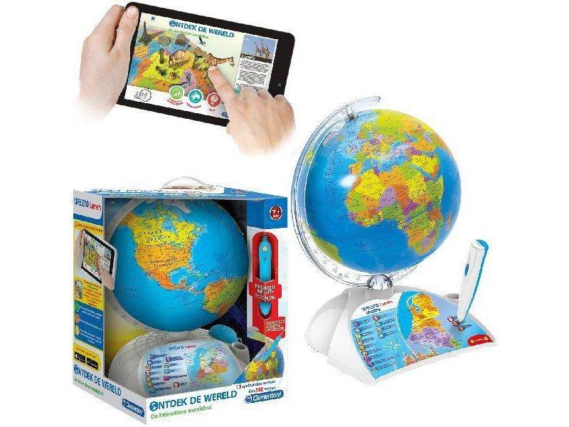 Clementoni Globe Interactief