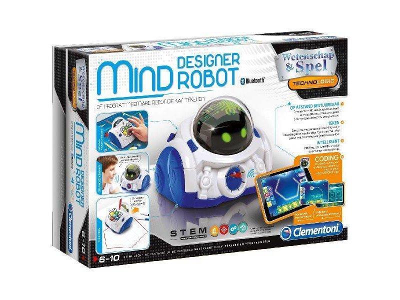 Clementoni Coding Lab Robot Mind