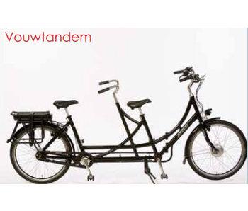 Azor bike Vouwtandem E