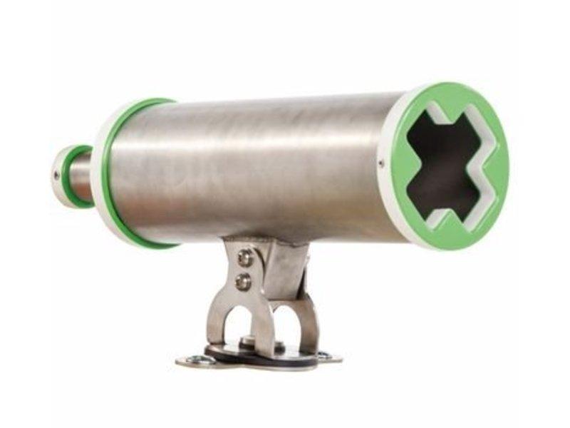 Telescoop 'X' rvs- White Rhino