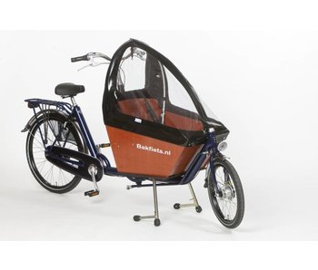 Bakfiets.nl Tent Cargobike short drie kleuren