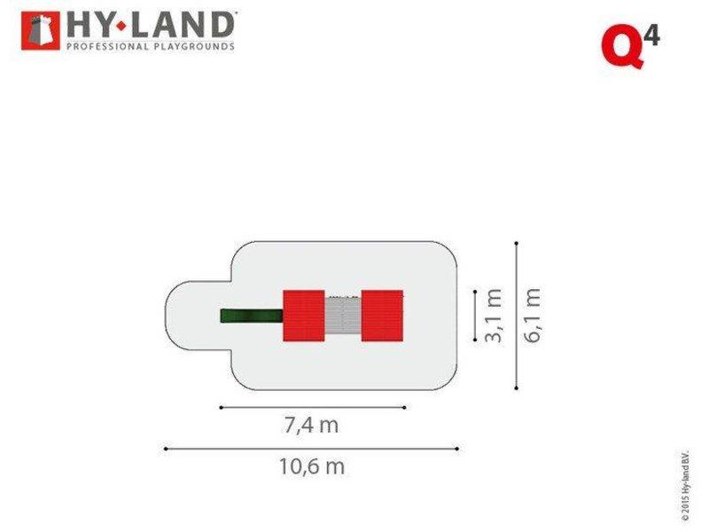 Hy-land speeltoestel Q4