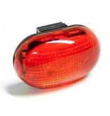 BERG LED lamp rood