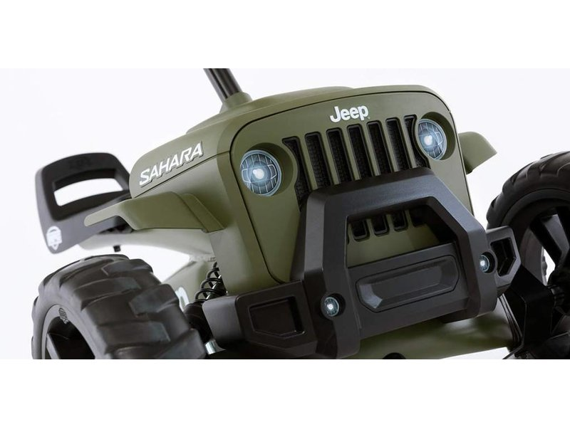BERG Jeep Buzzy Sahara skelter