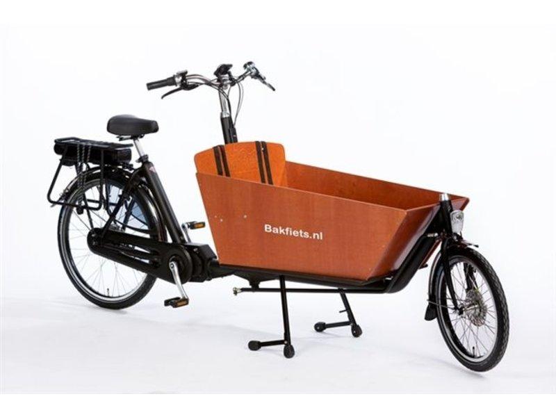 Bakfiets.nl Cargobike Classic Long Steps elektrische bakfiets