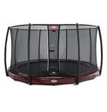 BERG Elite Ingound 430 + Safety Net Deluxe