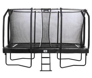 Salta rechthoekige trampoline first class 244X427