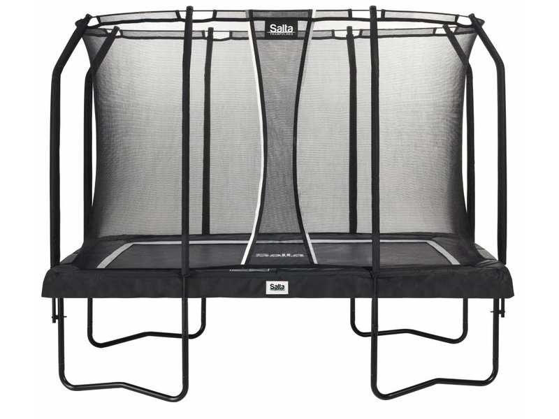 Salta  trampoline premium black edition 214X305