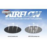 BERG Inground Champion Trampoline grey 330 cm airflow