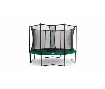 BERG Trampoline Champion 430 tattoo + Safety Net Comfort