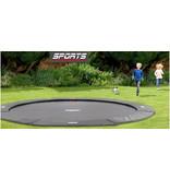 BERG FlatGround Champion trampoline 380