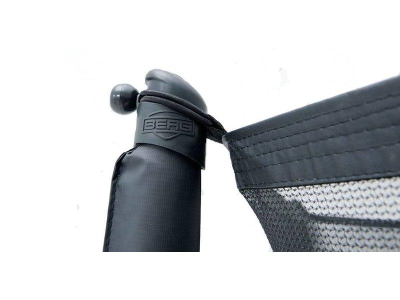BERG InGround Trampoline Favorit 380 + Safety Net Comfort