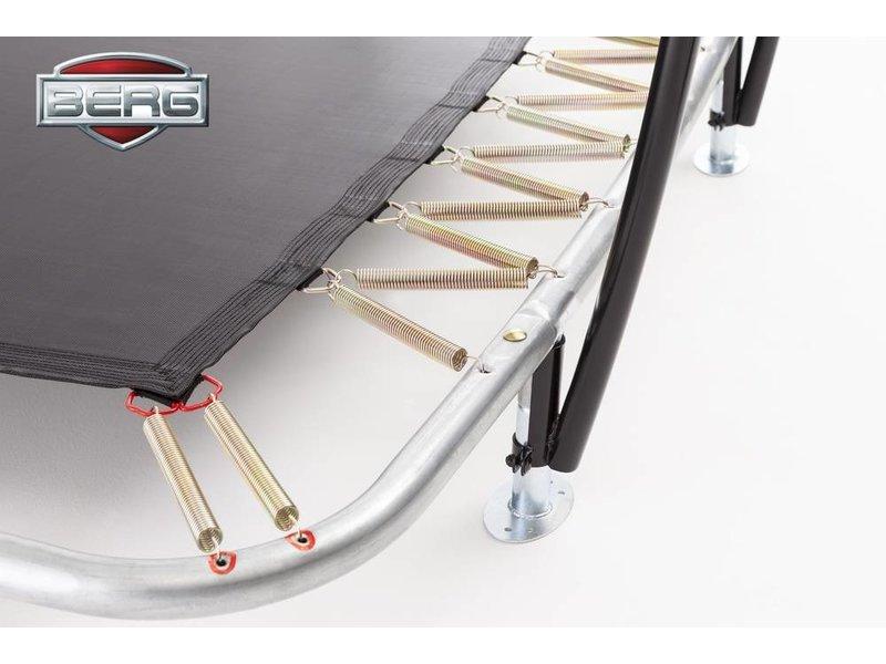 BERG InGround Ultim Champion Regular 220x330 + Safety Net Deluxe