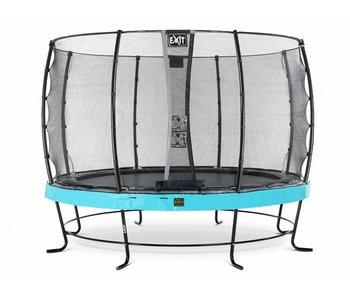 Exit  Elegant Premium trampoline ø427cm with safetynet Economy - blue