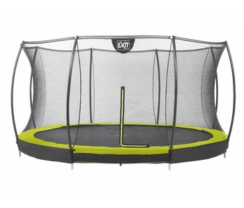 Exit  Silhouette Ground + Safetynet 427 (14ft) Lime