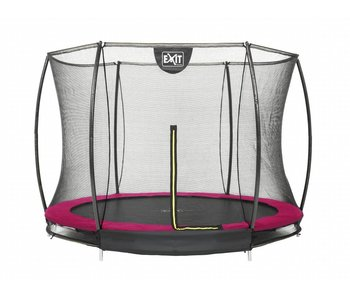 Exit  Silhouette Ground + Safetynet 305 (10ft) Pink