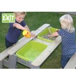 EXIT Aksent Zand-,Water- en Picknicktafel L (2 bankjes)