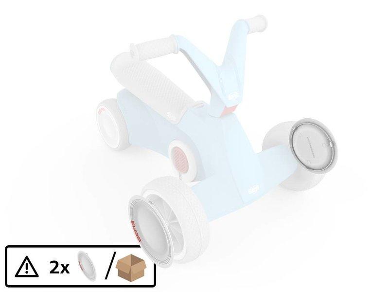 BERG GO2 Blue - Wieldop Voorwiel (2x)