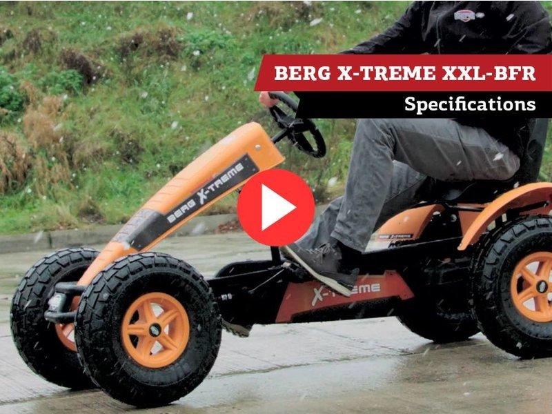 BERG X-Treme berg skelter XXL-BFR