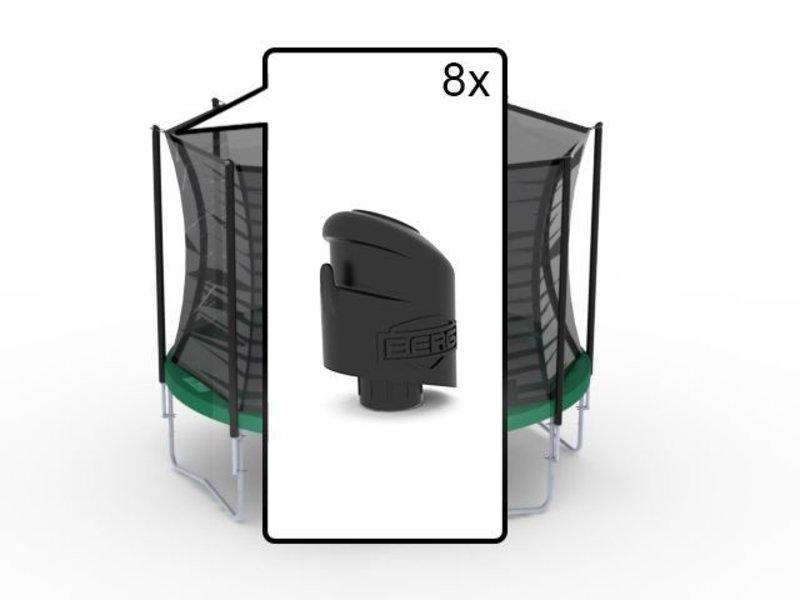 BERG Safety Net Comfort - Dop voor bovenpaal (8x)