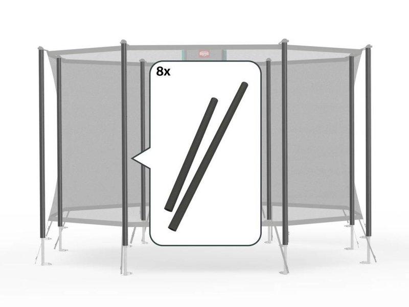 BERG Safety Net Comfort - Set schuimdelen zwart