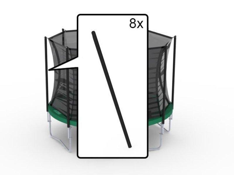 BERG Safety Net Comfort - Paalhoezen (8x)