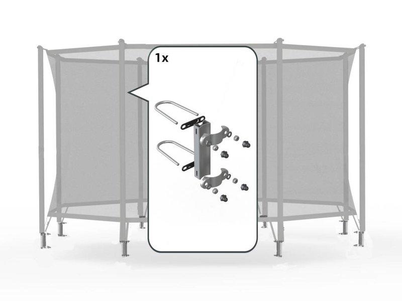 BERG Safety Net Comfort - Bevestigingsset voor 1 paal