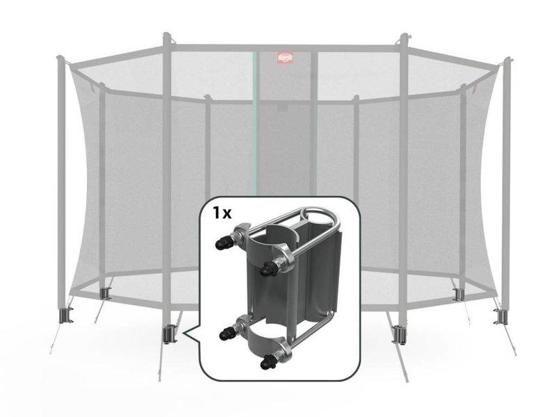 BERG Safety Net Comfort - Bevestigingsset voor 1 paal InGround