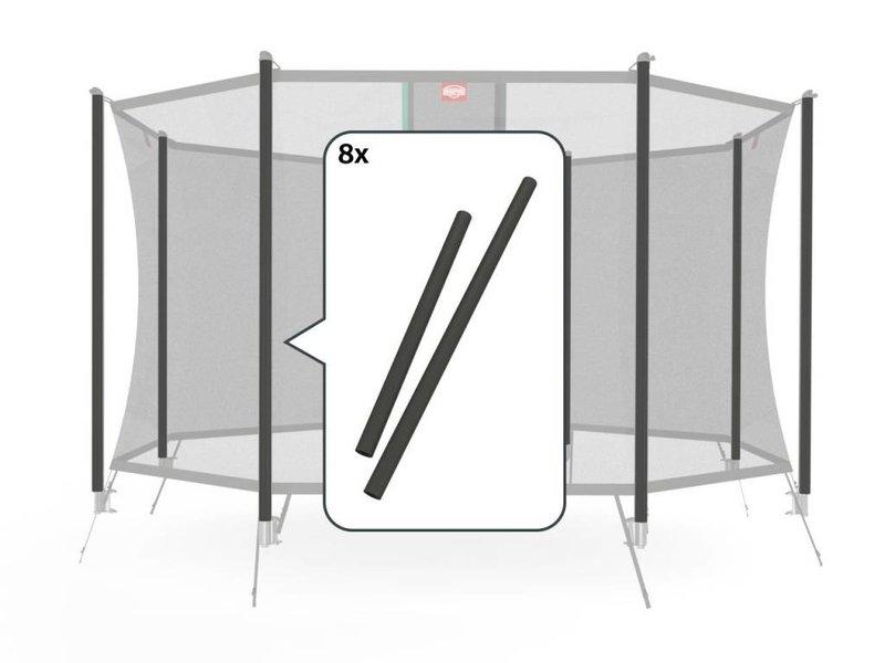 BERG Safety Net Comfort - Set schuimdelen InGround