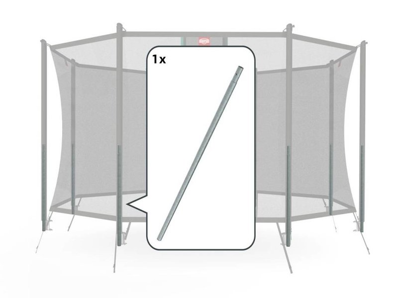 BERG Safety Net Comfort  - Onderpaal InGround
