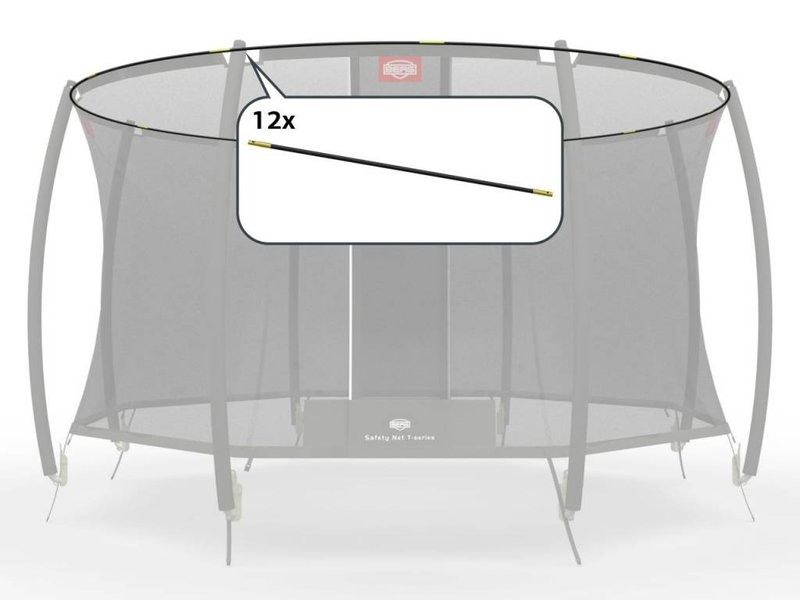 BERG Safety Net T-series - Hoepelset 430