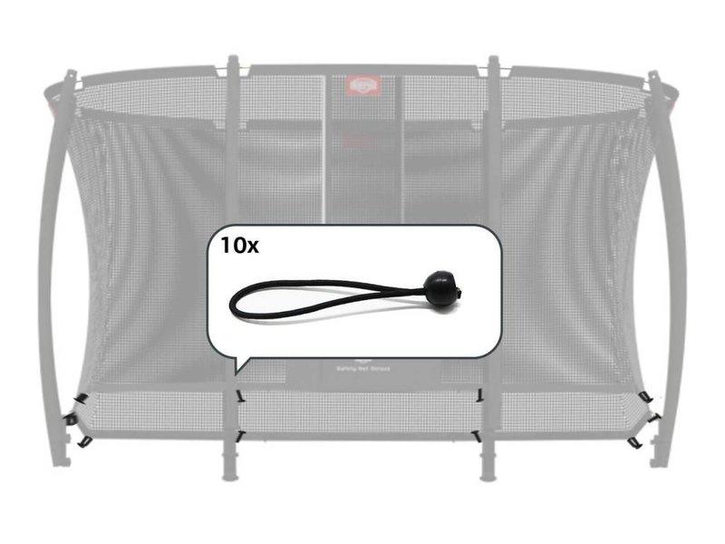 BERG Safety Net Deluxe - Elastieken voor het  Ultim Champion(10x)