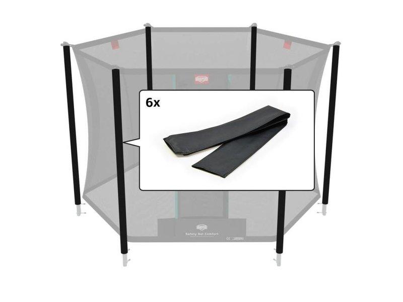 BERG Safety Net Comfort - Paalhoezen 180 + 240 (6x)